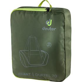 Deuter Aviant Duffel 70, verde oliva
